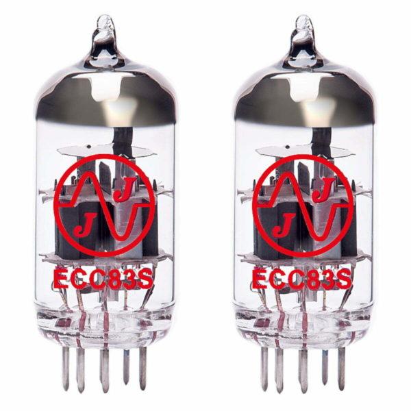 2 x ECC83 (12AX7) Röhren / Tubes JJ Electronics NEU GETESTET
