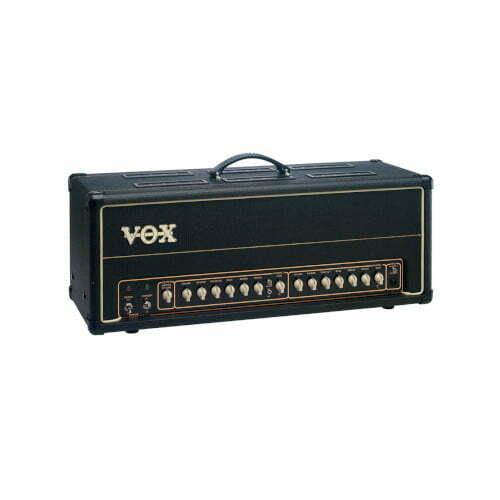 Röhren Tauschen Für Vox AC50CPH Röhrenverstärker