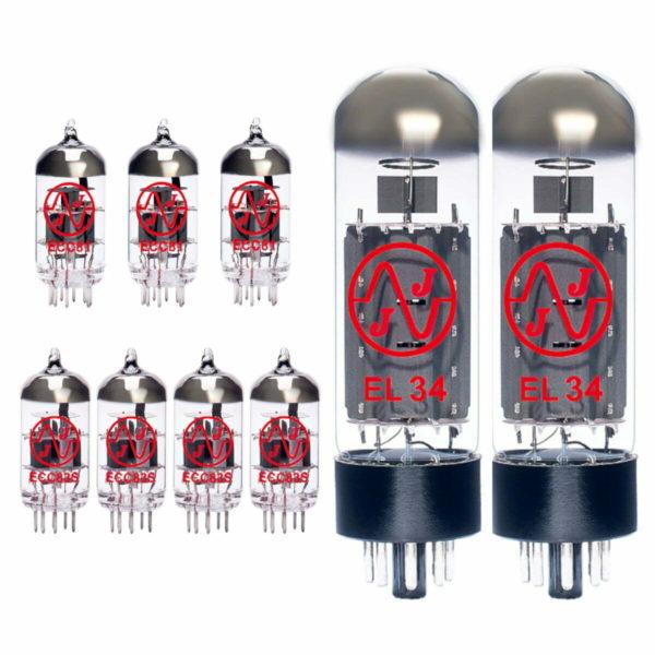 Orange Rockerverb 50 MKII Verstärker Röhre Set (4 x 12AX7 3 x 12AT7 2 x Gematchte EL34)