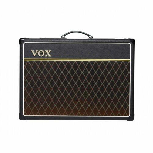 Röhren Tauschen Für VOX AC15CC Röhrenverstärker