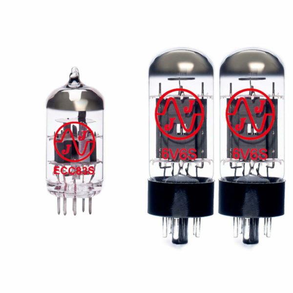 Ersatzröhren-Set für Fender Super Champ XD (1 x ECC83 2 x Gematchte 6V6S)
