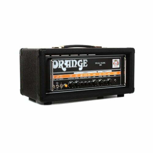 Röhren Tauschen Für Orange Dual Dark 100 Röhrenverstärker