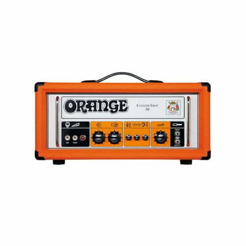 Röhren Tauschen Für Orange AD50 Custom Shop Röhrenverstärker