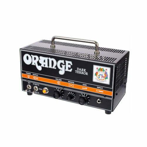 Röhren Tauschen Für Orange Dark Terror OR15H Röhrenverstärker