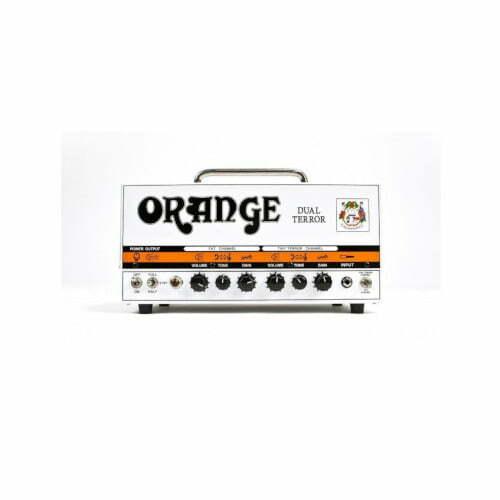 Röhren Tauschen Für Orange Dual Terror Röhrenverstärker