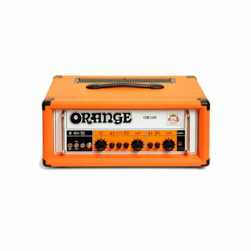 Röhren Tauschen Für Orange OR100H Röhrenverstärker