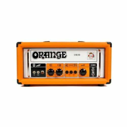 Röhren Tauschen Für Orange OR50 MKII Röhrenverstärker