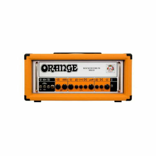 Röhren Tauschen Für Orange Rockerverb 50 MKIII Röhrenverstärker