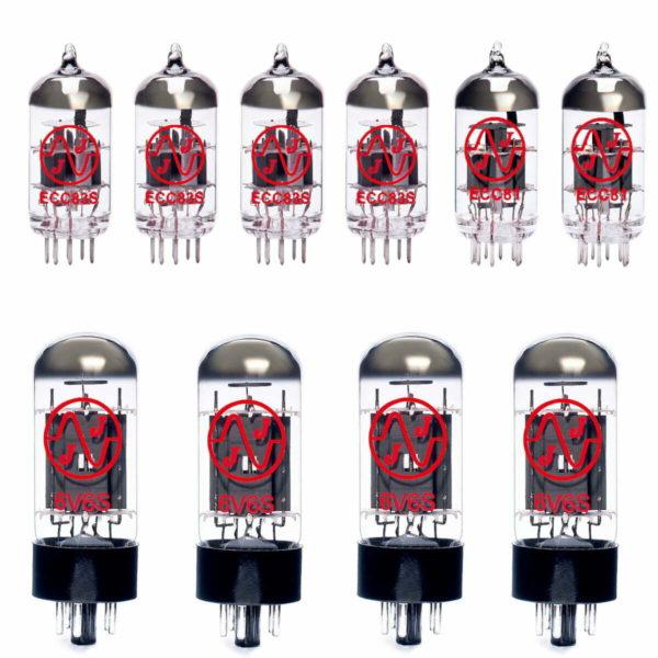 Orange Rockerverb 50 Verstärker Röhre Set (3 x 12AX7 1 x Symmetrische 12AX7 2 x 12AT7 4 x Gematchte 6V6)