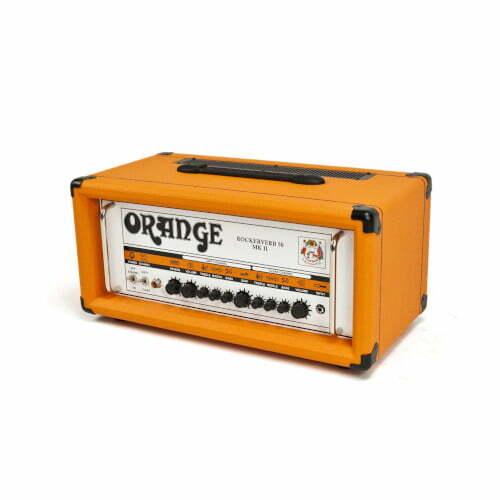 Röhren Tauschen Für Orange Rockerverb 50 MKII Röhrenverstärker