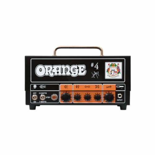 Röhren Tauschen Für Orange Signature 4 Jim Root Terror Röhrenverstärker