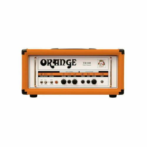 Röhren set für verstärker Orange TH100