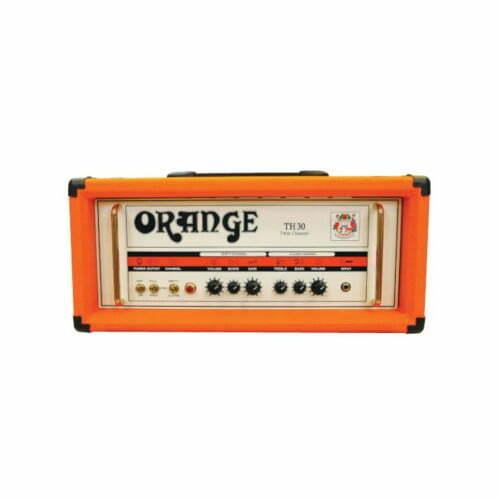 Röhren Tauschen Für Orange TH30 Röhrenverstärker