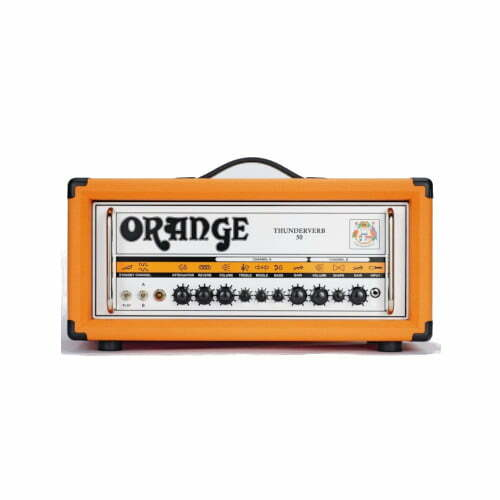 Röhren set für verstärker Orange Thunderverb 50