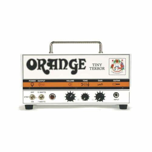 Röhren Tauschen Für Orange Tiny Terror TT15H Röhrenverstärker