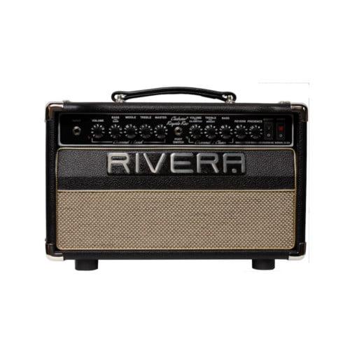 Röhren Tauschen Für Rivera Clubster Royale Röhrenverstärker