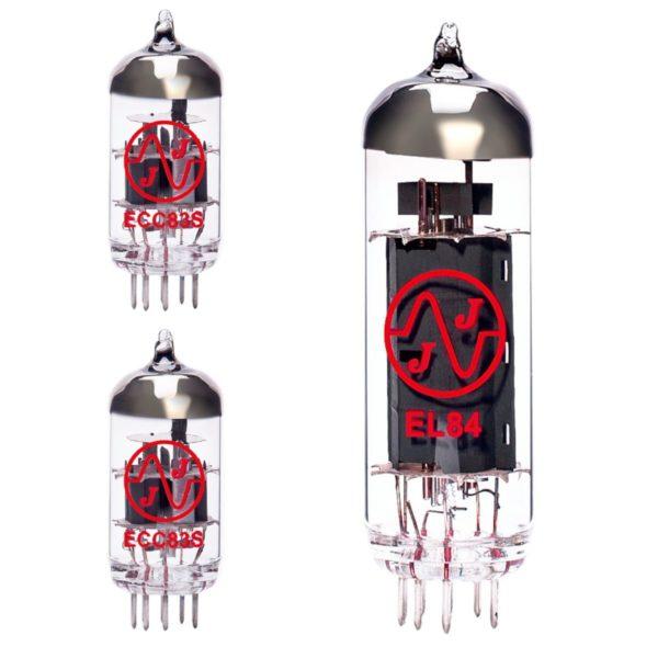 Röhren Für Röhrenverstärker Fender Bassbreaker 007 (1 X ECC83 1 X Symmetrische ECC83 1 X EL84)