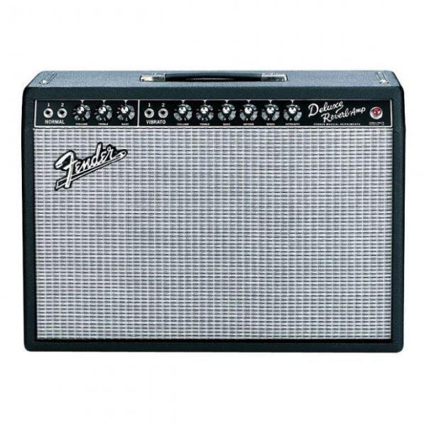 Röhren set für verstärker Fender 65 Deluxe Reverb