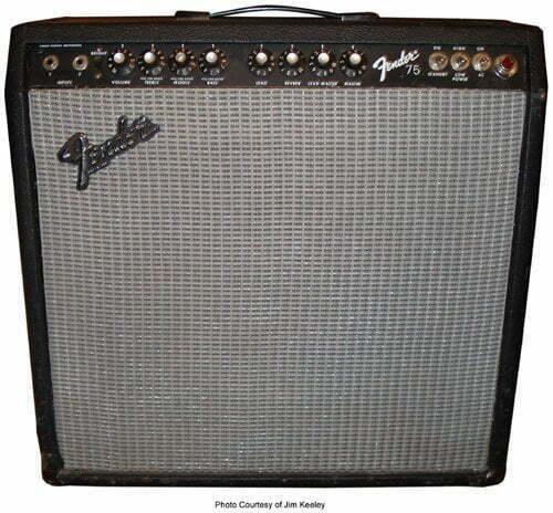 Röhren Für Röhrenverstärker Fender 75
