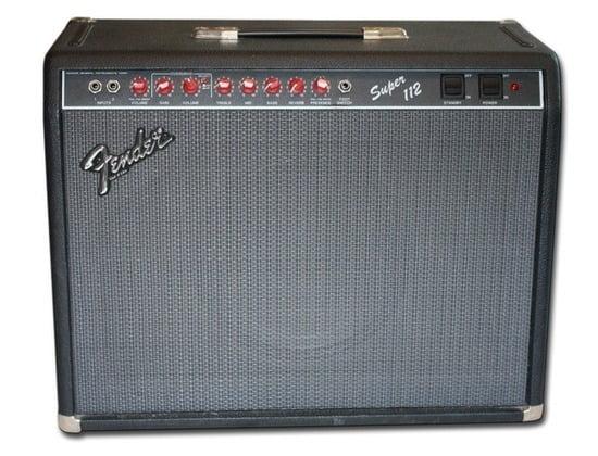 Röhren set für verstärker Fender Super 112