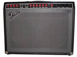 Röhren Für Röhrenverstärker Fender Twin Red Knob