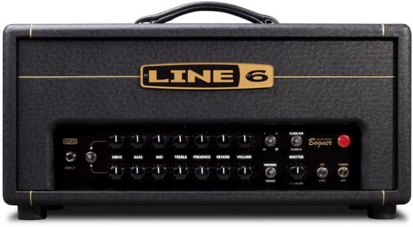 Line 6 DT25 Head Verstärker