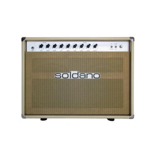 Röhren Tauschen Für Soldano Reverb-O-Sonic Röhrenverstärker