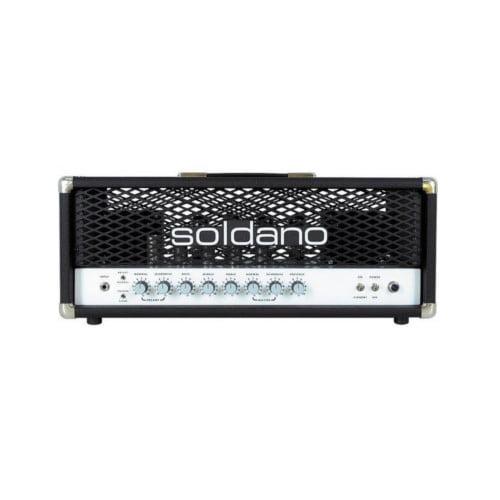 Röhren Tauschen Für Soldano Super Lead Overdrive SLO-100 Röhrenverstärker