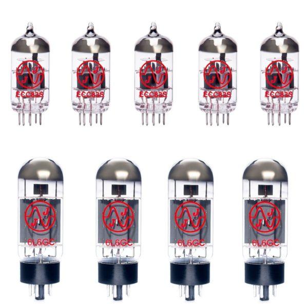 Soldano Super Lead Overdrive SLO-100 Verstärker Röhre Set (4 x 12AX7 1 x Symmetrische 12AX7 4 x Gematchte 6L6GC)