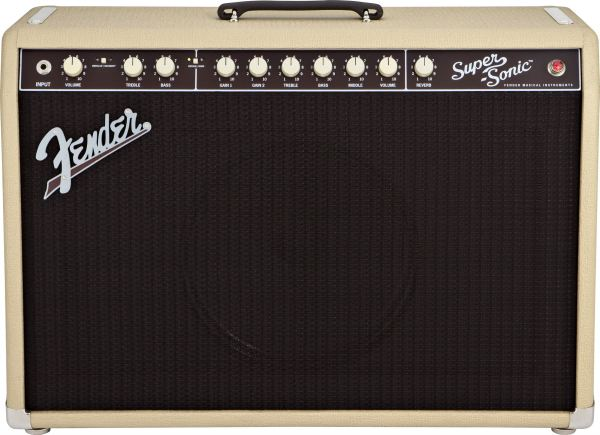 Fender Supersonic 60 Combo Verstärker