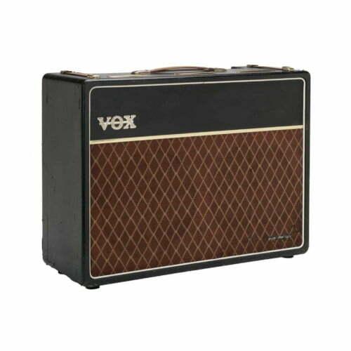 Röhren Tauschen Für Vox AC30 C2 Röhrenverstärker