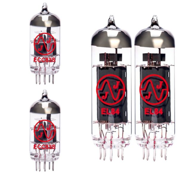 Röhren Set für Röhrenverstärker Cornford Harlequin