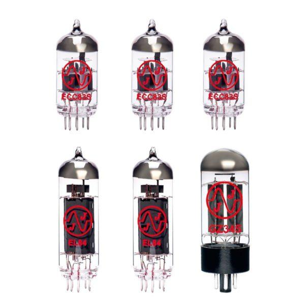 Matchless Lightning Verstärker Röhre Set (2 x 12AX7 1 x Symmetrische 12AX7 1 x GZ34 2 x Gematchte EL84)