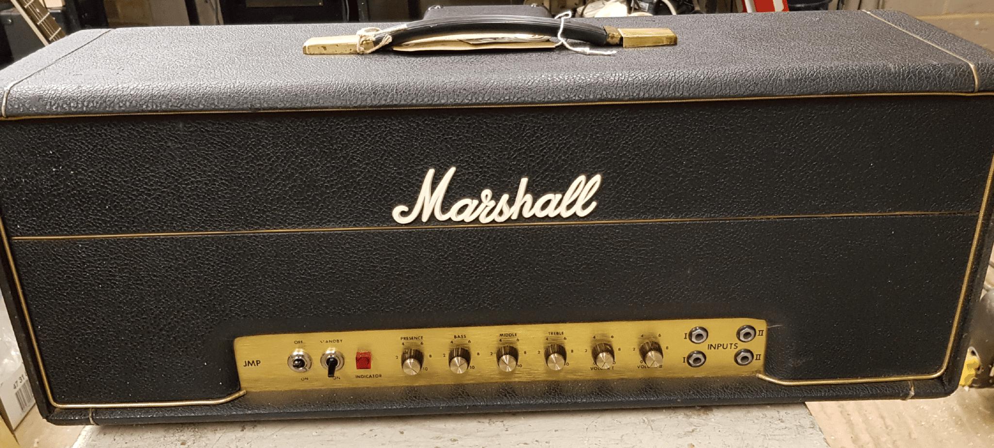 Marshall 1986 50w bass Verstärker