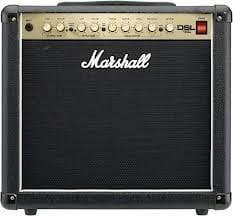 Röhren set für verstärker Marshall DSL15C