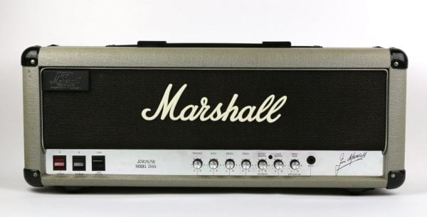 Röhren set für verstärker Marshall Silver Jubilee 2555