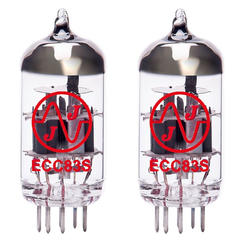 Ersatzröhren-Set für Vox AV30 Verstärker (2 x ECC83)