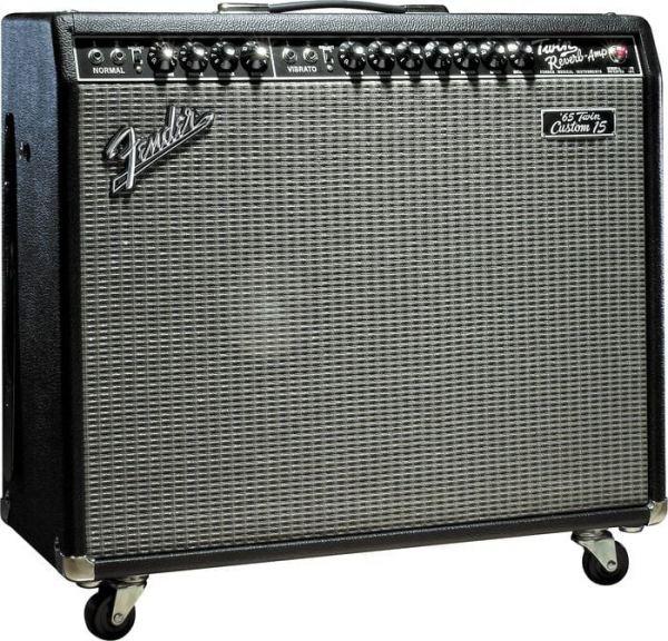 Röhren set für verstärker Fender 65 Twin Custom 15