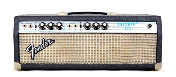 Röhren Set für Röhrenverstärker Fender Bassman 50 Verstärker