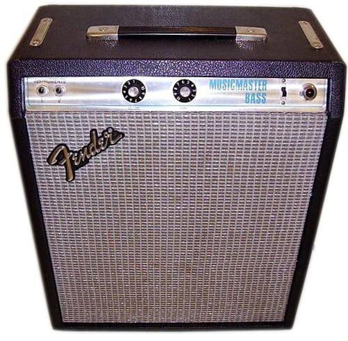 Röhren Set Für Röhrenverstärker Fender Musicmaster Bass