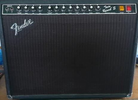 Röhren set für verstärker Fender Twin Reverb II
