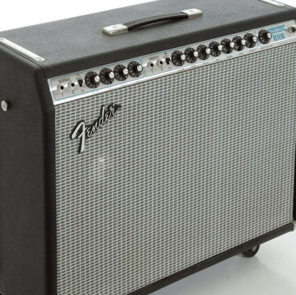 Röhren set für verstärker Fender Vibrosonic Reverb