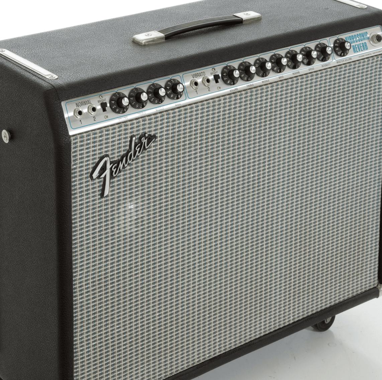 Röhren für Ihren Fender Vibrosonic Reverb
