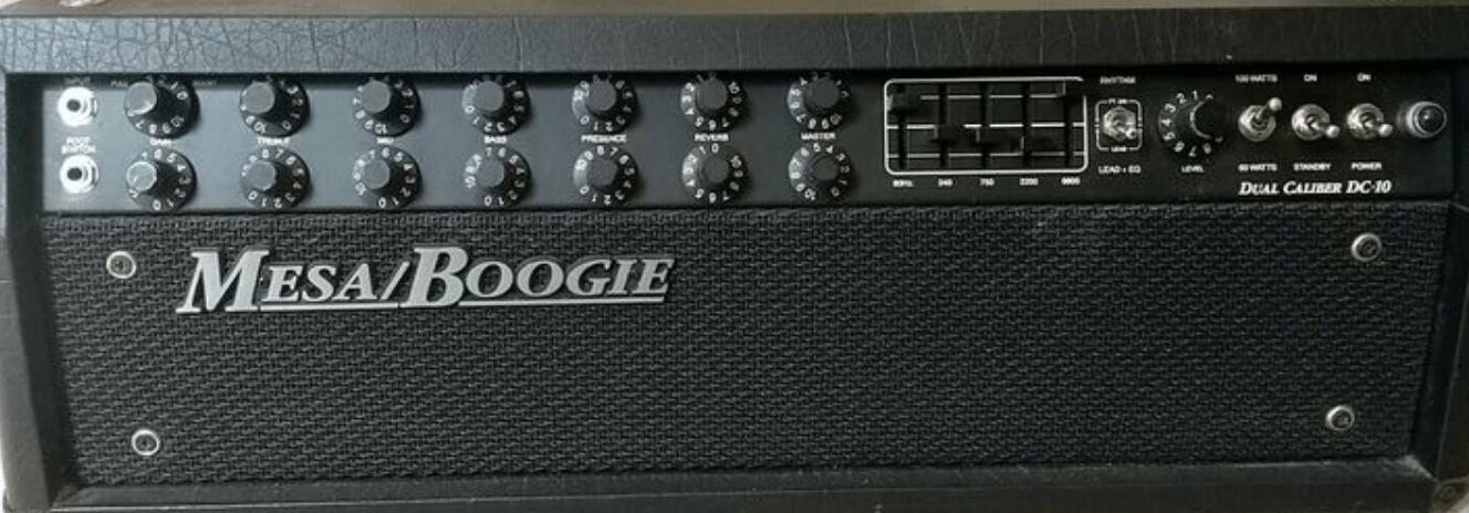 Ersatzröhren Set Für Mesa Boogie Dual Caliber Dc10