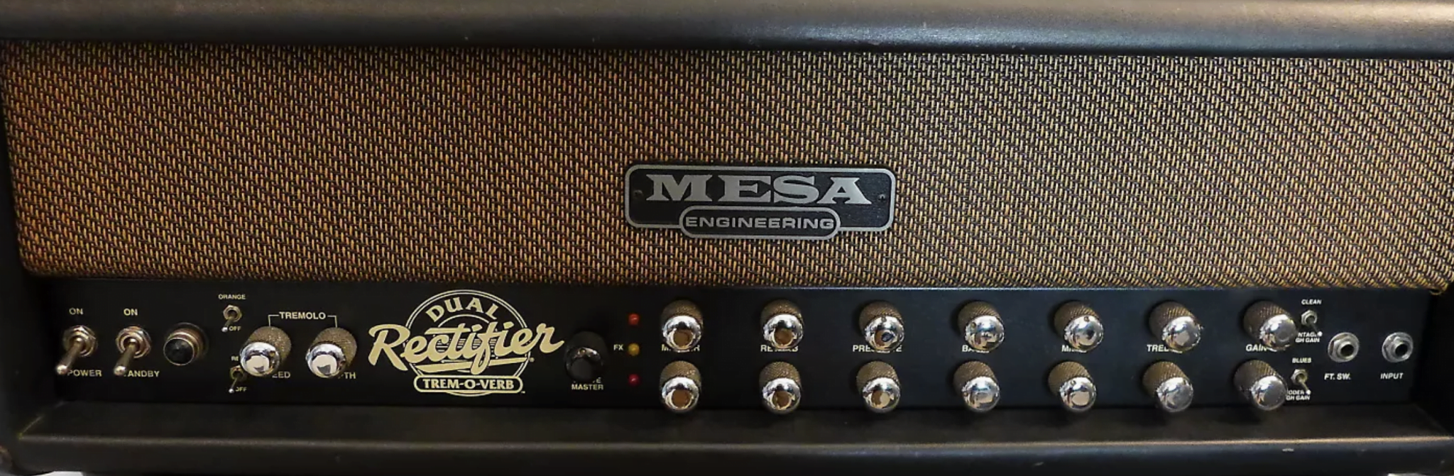Mesa Boogie Tremoverb Verstärker