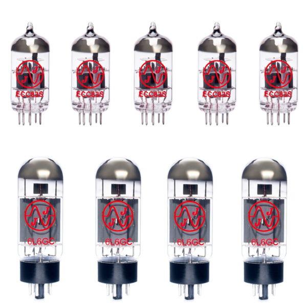Ersatzröhren-Set für ENGL Special Edition E670 Verstärker (4 x ECC83 1 x Symmetrische ECC83 4 x Gematchte 6L6GC)