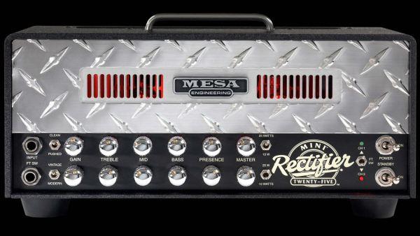 Röhren für Ihren Mesa Boogie Mini Rectifier width=