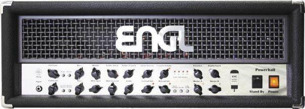 Röhren Set für Verstärker Engl Powerball E645
