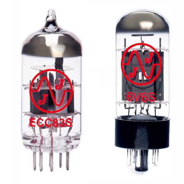Röhren Set Für Röhrenverstärker Fender Wood Champ (1 X Ecc83 1 X 6v6s)