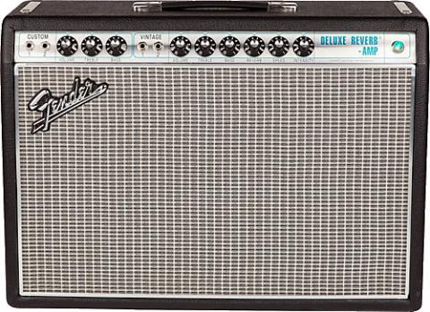 Röhren Für Röhrenverstärker Fender Deluxe Reverb